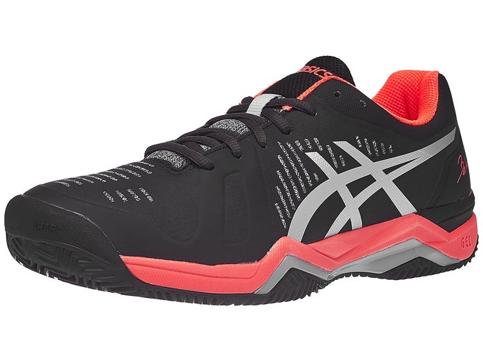 constante Gratificante simpatía  Asics Gel Bela 6 SG Graphite Grey/Silver Men's Shoes - Tennis ...