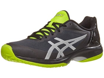 e88938a70f245 Asics Gel Court Speed Black Yellow Men s Shoes - Tennis Warehouse Europe