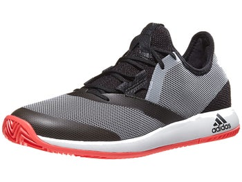 huge selection of a8570 9032a adidas adizero Defiant Bounce BlackRed Mens Shoe - Tennis Warehouse Europe