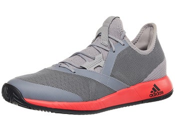 Zapatillas Hombre adidas adizero Defiant Bounce Gris Rosa - Tennis  Warehouse Europe 86883a21277