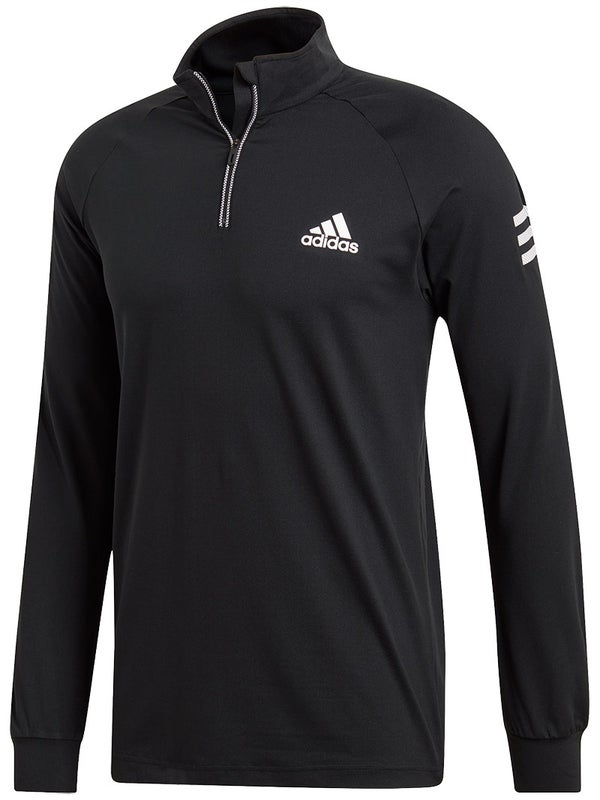 hot sale presenting where can i buy Haut à Manches Longues Homme adidas Basic Club 1/4 Zip ...