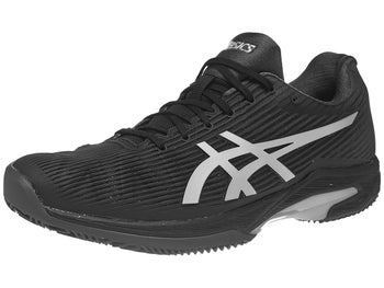 Asics Gel Solution Speed FF Clay Black Men s Shoes - Tennis Warehouse Europe 1a6a07061a2