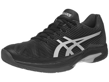 brand new 4cc1f 720fe Scarpe Asics Gel Solution Speed FF BlackSilver Uomo - Tennis Warehouse  Europe