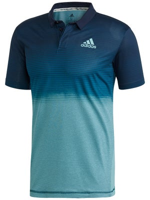 premium selection a97c9 a6d41 adidas Mens Spring Parley Polo