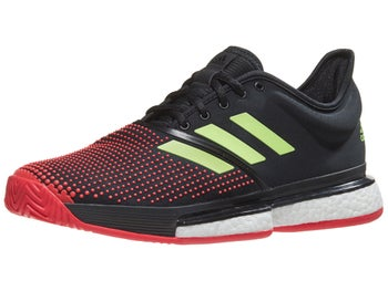 on sale f958d fac31 Chaussures Homme adidas SoleCourt Boost Noir - Tennis Wareho