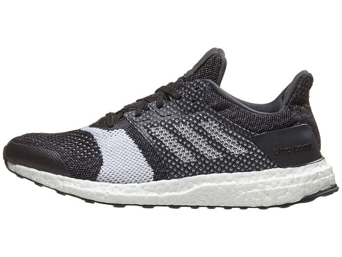 exquisite design buying cheap buy best adidas Ultra Boost ST Herren Laufschuh Schwarz/Weiß - Tennis ...