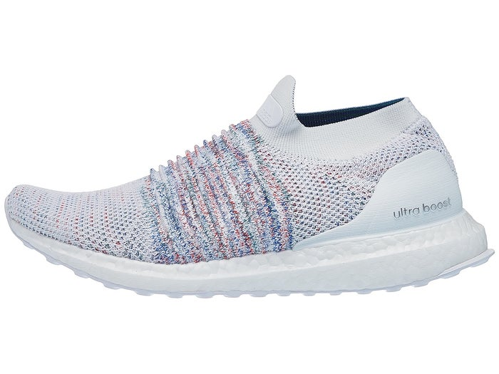check out a1c91 fd5d4 adidas Ultra Boost Laceless Women's Shoes White/Multi ...