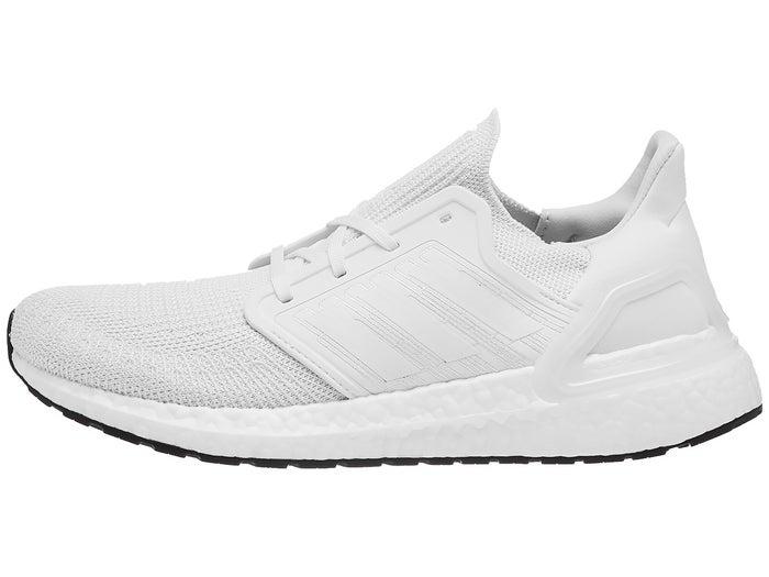 Montón de Illinois medida  adidas Ultra Boost 20 Men's Shoes White/White - Tennis Warehouse Europe