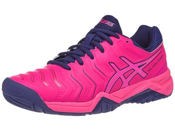 4a160600ced Asics Gel Challenger 11 Pink Navy Women s Shoes - Tennis Warehouse Europe