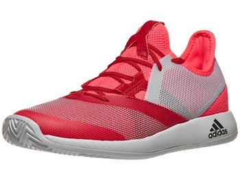 info for 28b5f 4fe49 Chaussures Femme adidas Adizero Defiant Bounce Rouge ScarletBlanc
