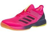 check out 578cf 26157 adidas adizero Ubersonic 3 PinkInk Womens Shoes