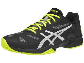 c77a2cddb1f2 Asics Gel Lima Padel Black Yellow Men s Shoes - Tennis Warehouse Europe