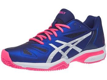 e4a4764bd4e57 Asics Gel Lima Padel Navy Pink Women s Shoes - Tennis Warehouse Europe