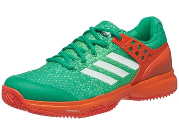 new products 76b41 45ee1 adidas Adizero Ubersonic 2 Clay GrRd Womens Shoes