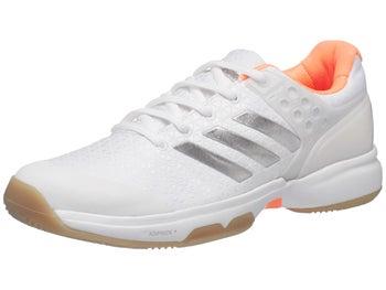 sports shoes 6dfdf 63c2e adidas Adizero Ubersonic 2 AC WhSi Womens Shoes