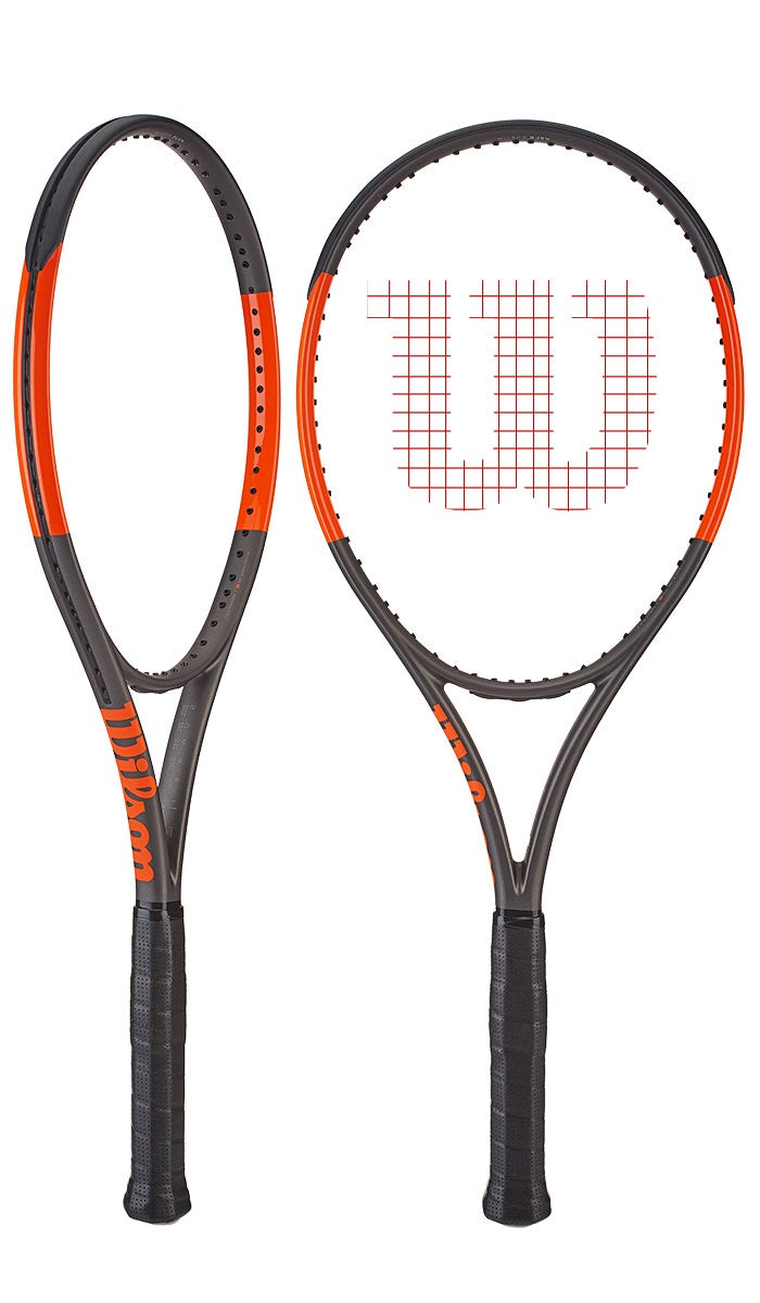 Racchetta Wilson Burn 100 CV - Tennis Warehouse Europe