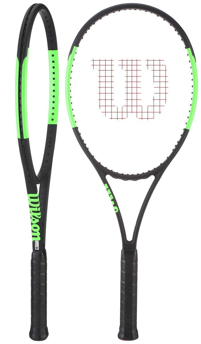 Racchetta Wilson Blade 98L (16x19) - Tennis Warehouse Europe