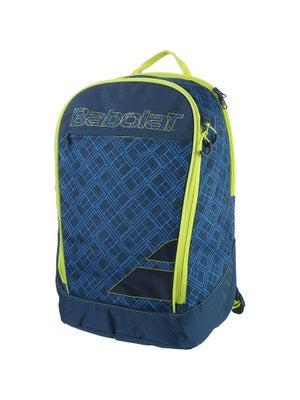 943d40ddaa Babolat Club Line Classic Blue/Yellow Backpack Bag - Tennis ...