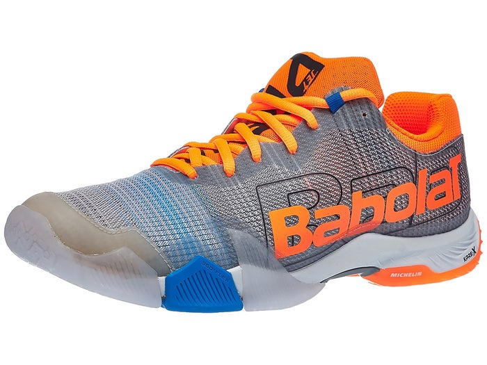 comprar popular b67fe 770f1 Babolat Jet Premura Padel Grey/Orange Men's Shoes - Tennis ...