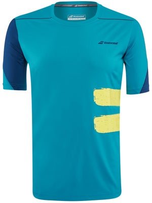 8760be095050 Babolat Men's Performance Fitted Crew - Tennis Warehouse Europe