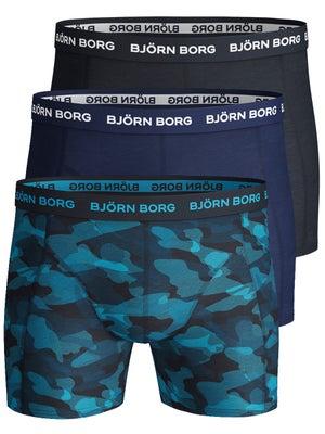 538e75c9 Bjorn Borg Men's Summer 3-Pack Shadeline Shorts - Tennis Warehouse ...