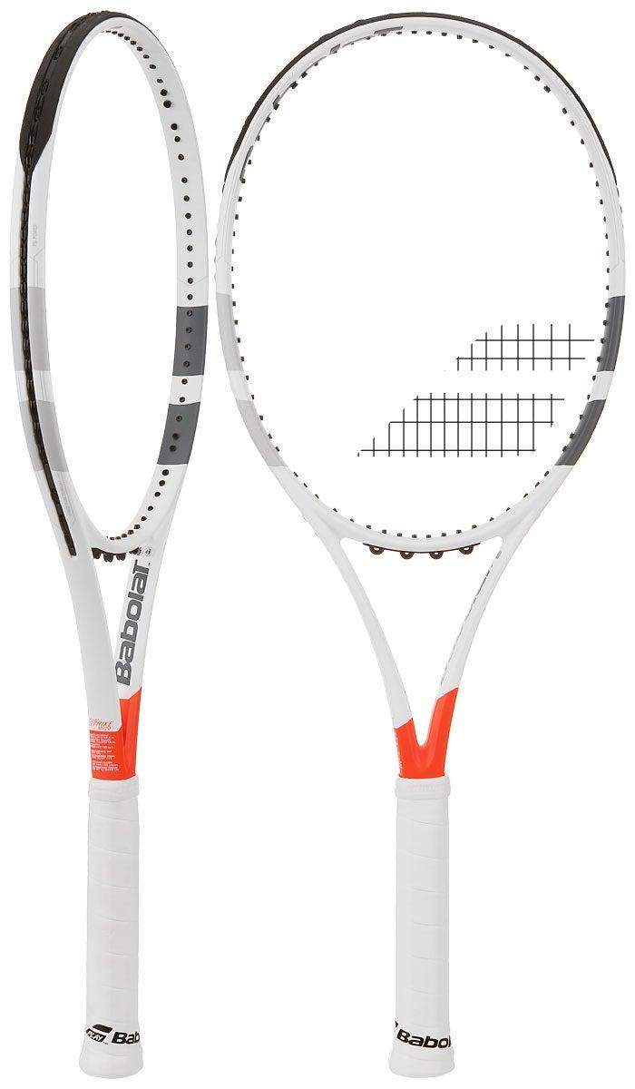 Racchetta Babolat Pure Strike 18x20 - Tennis Warehouse Europe