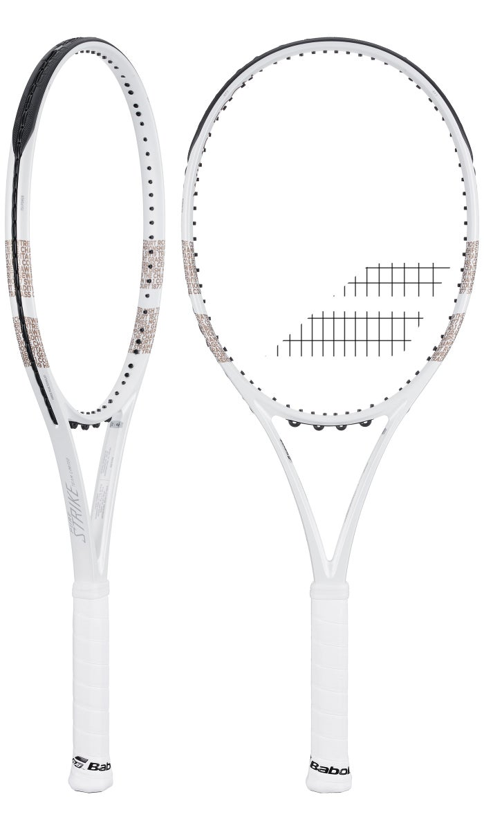 Babolat Pure Strike Team Limited Wimbledon Racket - Tennis