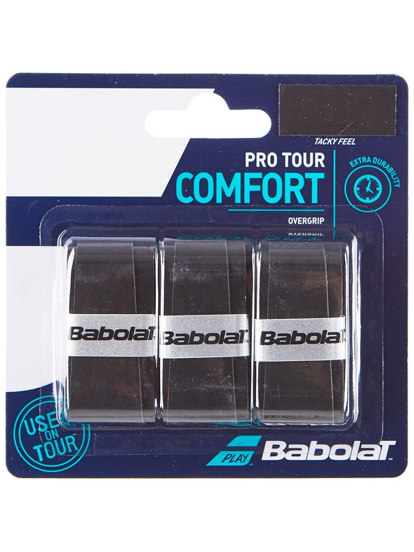 Babolat Pro Tour Overgrips 3 Pack - Tennis Warehouse Europe