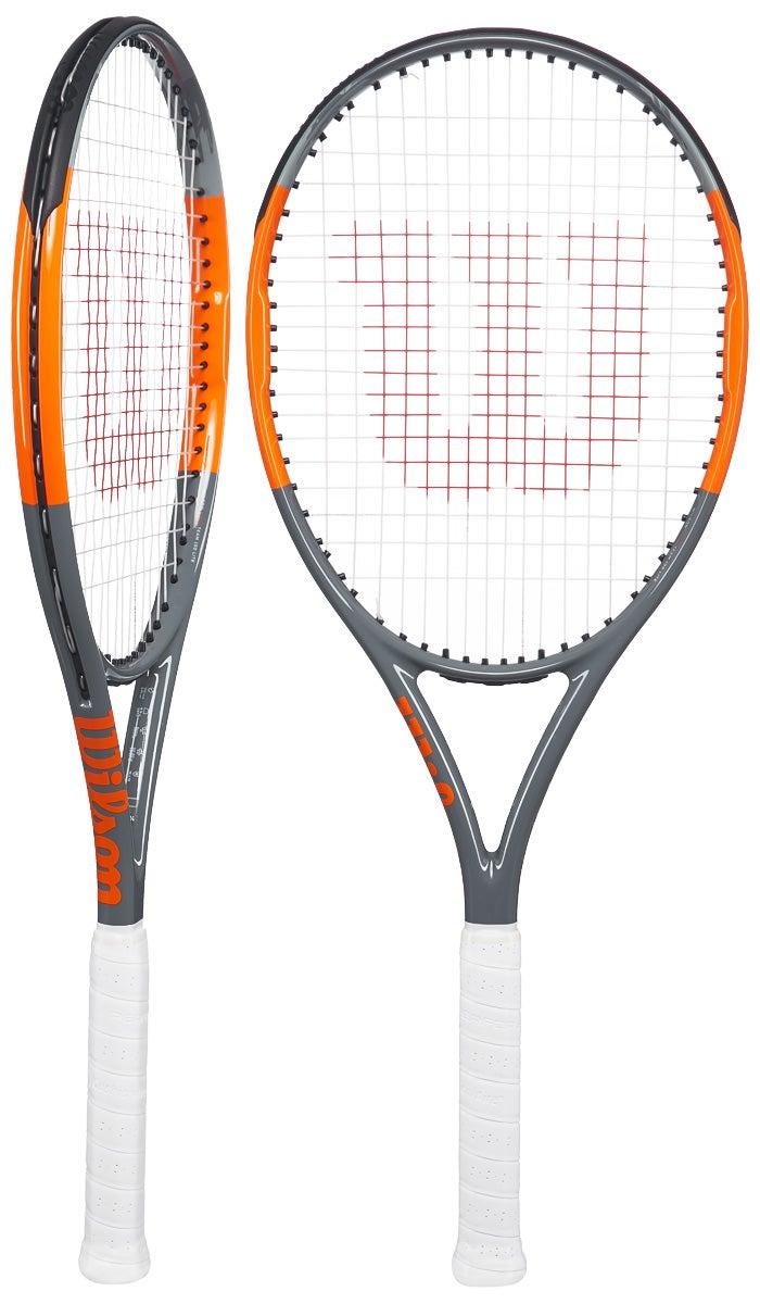 Wilson Burn Team 100 Lite Racket - Tennis Warehouse Europe