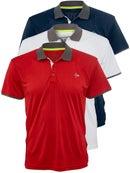 Dunlop Men's Club Polo