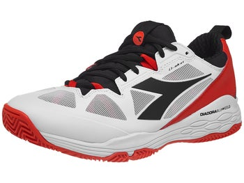 34e9986779 Diadora Speed Blushield Fly 2 Clay White Men's Shoe - Tennis ...