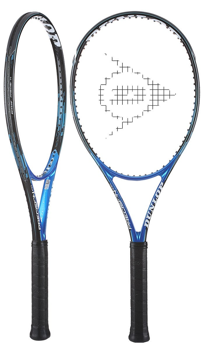 Racchetta Dunlop Precision 100 - Tennis Warehouse Europe