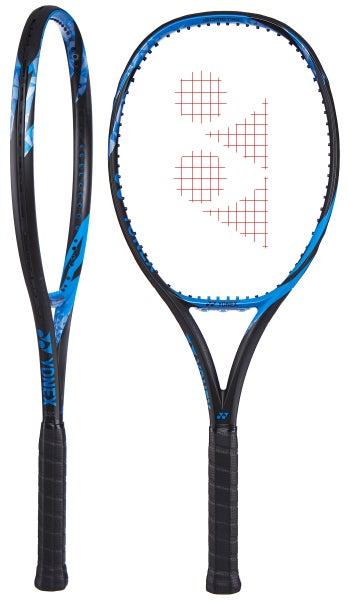 198ce28d4 Yonex EZONE 100 Bright Blue (300g) Racket - Tennis Warehouse Europe