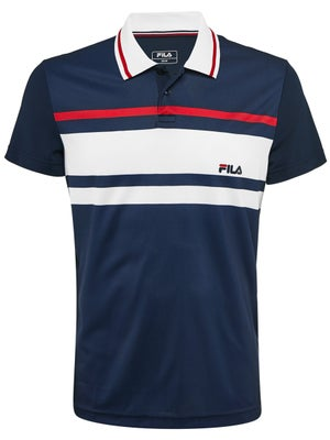 067e7254f87 Polo Homme Fila Tony - Tennis Warehouse Europe