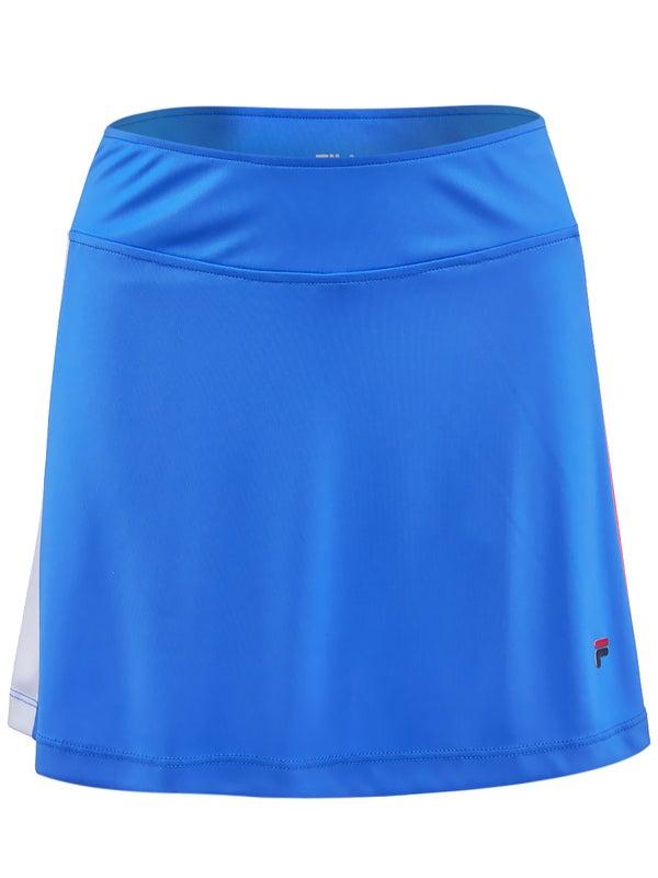 new york 484e4 b9f17 Fila Damen Sommer Sabia Tennisrock - Tennis Warehouse Europe
