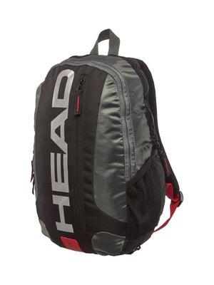 Head Elite Backpack Bag (Black Red) - Tennis Warehouse Europe e0b3ee12fbe4b