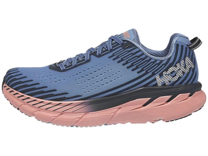 best sneakers 0f904 05bd0 Scarpe HOKA ONE ONE Clifton 5 Allure/Mood Indigo Donna ...