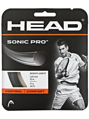 d107c62b Cordaje Head Sonic Pro 1,25 mm (17) - 12 m - Tennis Warehouse Europe