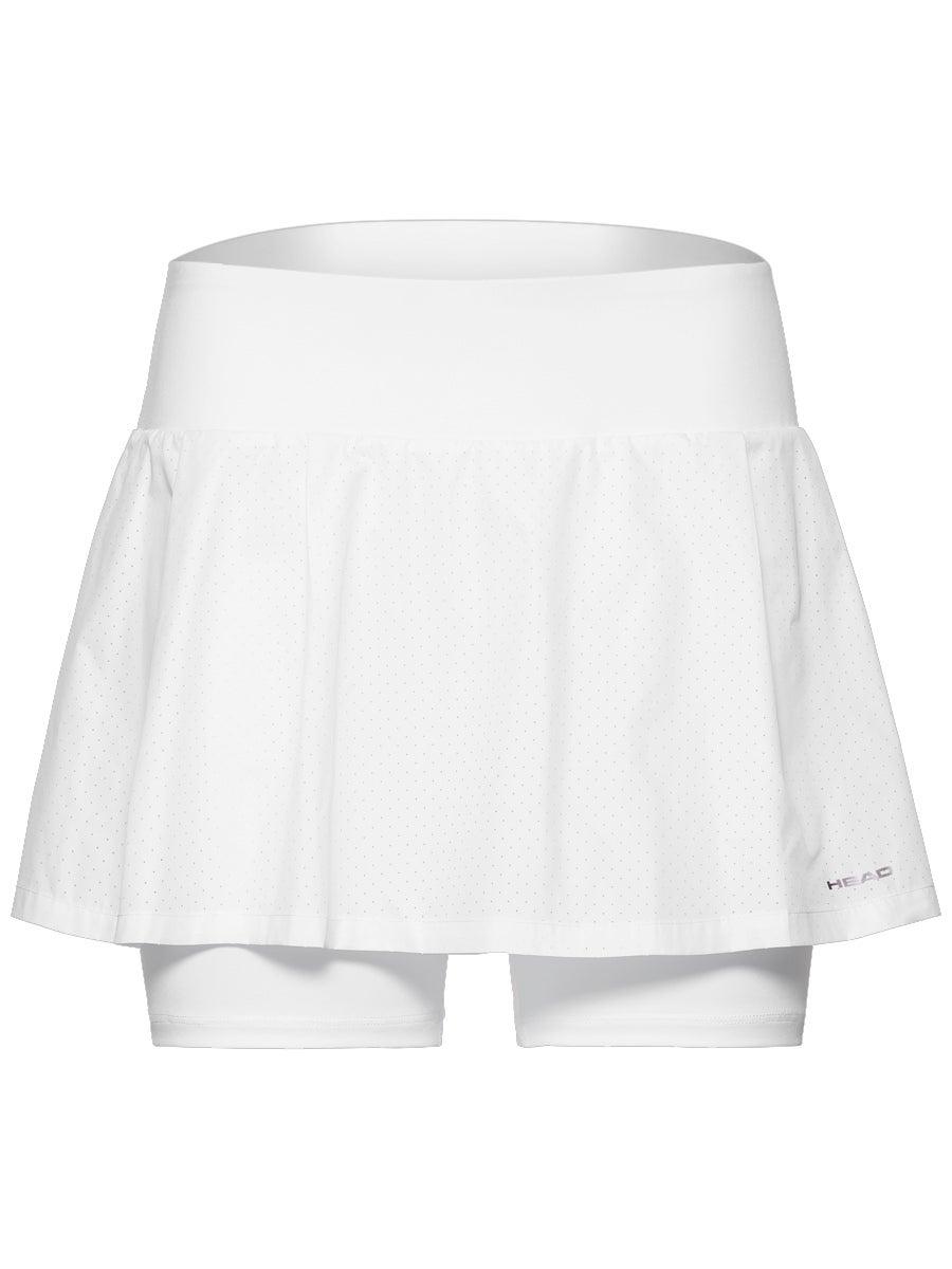 HEAD Jupe-short courte Club pour Femme Blanc L