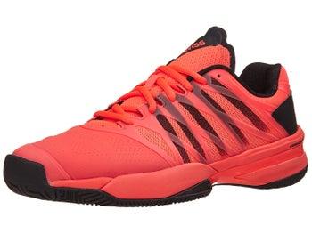 quality design 2aee8 b220f K-Swiss Ultrashot AG Neon BlazeBlack Mens Shoes - Tennis Warehouse Europe