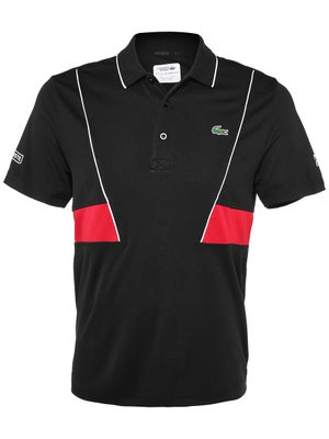 Polo Hombre Lacoste Novak Djokovic Grand Slam Primavera - Tennis Warehouse  Europe f163ac4c316