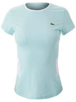 c0e97c4af5f Lacoste Women s Spring Top - Tennis Warehouse Europe