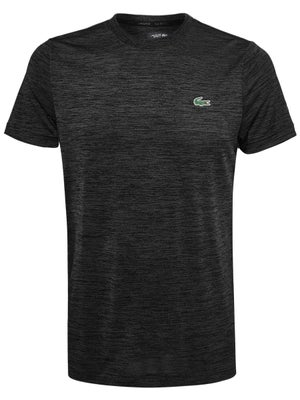 Lacoste Men s Fall ND Heathered Crew - Tennis Warehouse Europe 1070c556de1