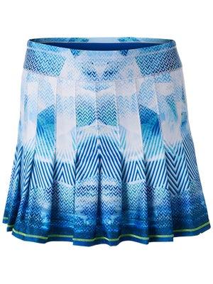 ebead6955b Lucky in Love Women's Axis Longitude Pleat Skirt - Tennis Warehouse Europe