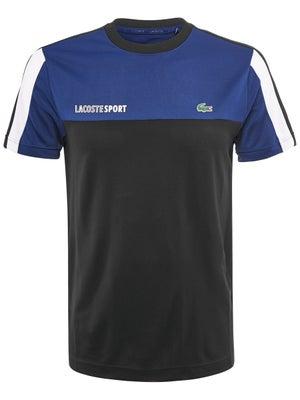 e318151ad541 T-Shirt Technique Homme Lacoste Automne - Tennis Warehouse Europe