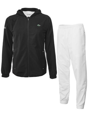 b05a6ae07218 Lacoste Men s Fall Hooded Tracksuit - Tennis Warehouse Europe