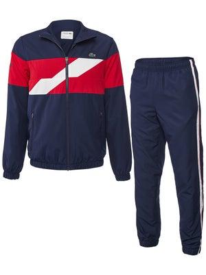 11c5a54e71 Lacoste Men s Fall Tri-Color Tracksuit - Tennis Warehouse Europe