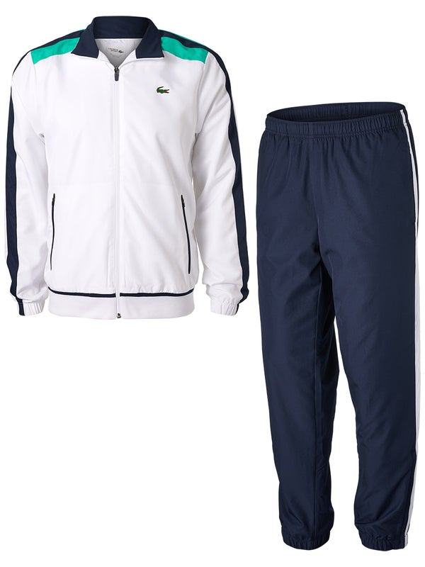 official photos 3770e b10b8 Lacoste Herren Herbst Trainingsanzug - Tennis Warehouse Europe