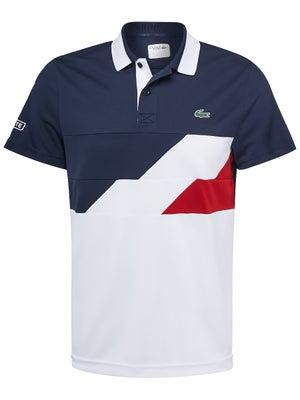 c4e488d5c6c8 Lacoste Men s Fall Tri-Color Polo - Tennis Warehouse Europe