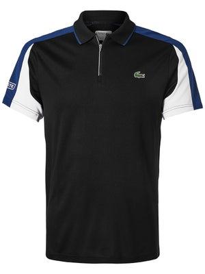 75d20e6216 Polo Homme Lacoste Zip Automne - Tennis Warehouse Europe
